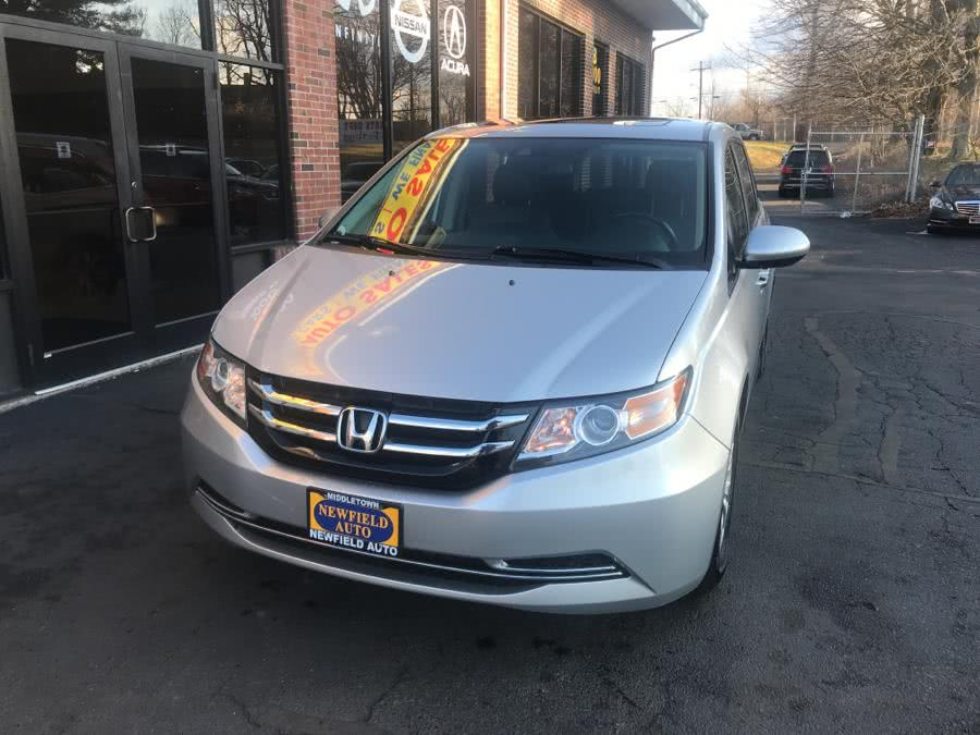 Used Honda Odyssey 5dr EX-L w/Navi 2014 | Newfield Auto Sales. Middletown, Connecticut