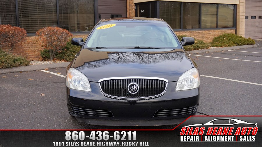 Used Buick Lucerne 4dr Sdn V6 CXL 2007   Silas Deane Auto LLC. Rocky Hill , Connecticut