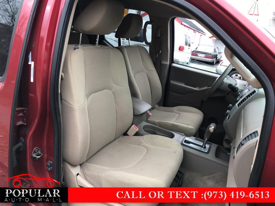 Used Nissan Frontier 4WD Crew Cab SWB Auto PRO-4X 2015 | Popular Auto Mall Inc . Newark , New Jersey