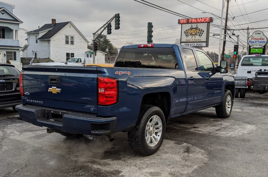 """Used Chevrolet Silverado 1500 4WD Double Cab 143.5"""" LT w/1LT 2016   Rally Motor Sports. Worcester, Massachusetts"""