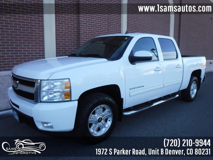 Used 2011 Chevrolet Silverado 1500 in Denver, Colorado | Sam's Automotive. Denver, Colorado