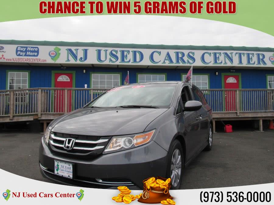 Used 2016 Honda Odyssey in Irvington, New Jersey | NJ Used Cars Center. Irvington, New Jersey