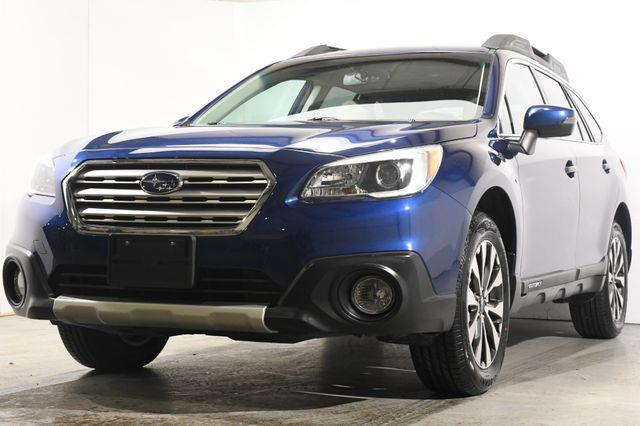 The 2016 Subaru Outback 2.5i Limited photos