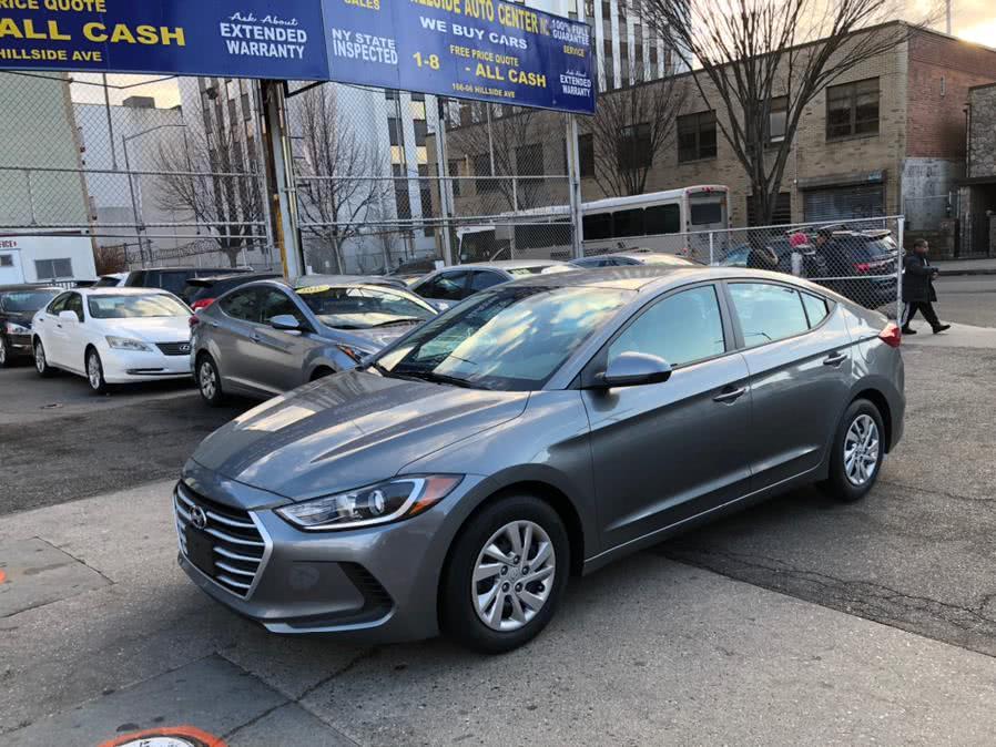 Used 2017 Hyundai Elantra in Jamaica, New York | Hillside Auto Center. Jamaica, New York