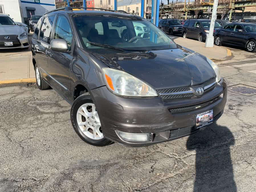 Used Toyota Sienna 5dr XLE Limited AWD (Natl) 2005 | Brooklyn Auto Mall LLC. Brooklyn, New York