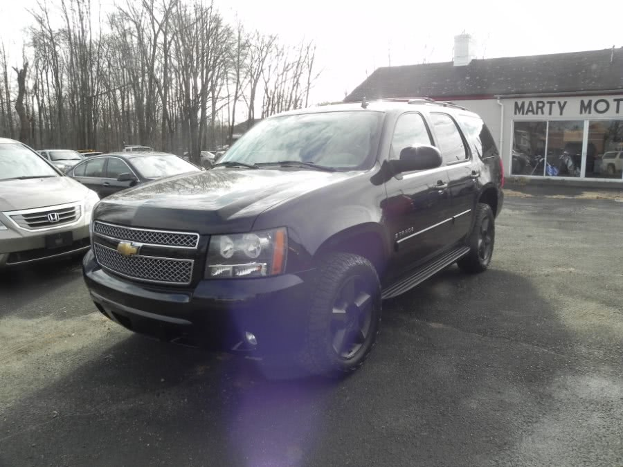 Used Chevrolet Tahoe 4WD 4dr 1500 LS 2007   Marty Motors Inc. Ridgefield, Connecticut