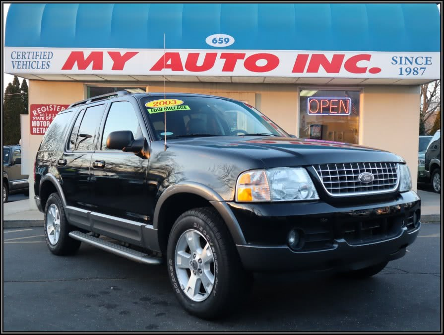 Used 2003 Ford Explorer in Huntington Station, New York | My Auto Inc.. Huntington Station, New York
