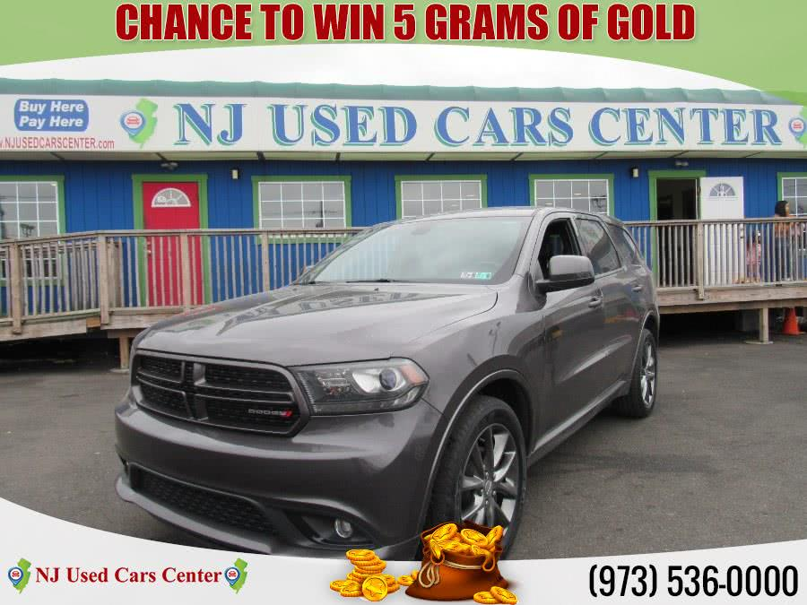 Used 2015 Dodge Durango in Irvington, New Jersey | NJ Used Cars Center. Irvington, New Jersey