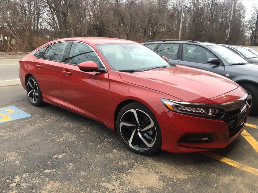Used Honda Accord Sedan Sport 1.5T CVT 2019 | Aap Motors LLC. Brockton, Massachusetts