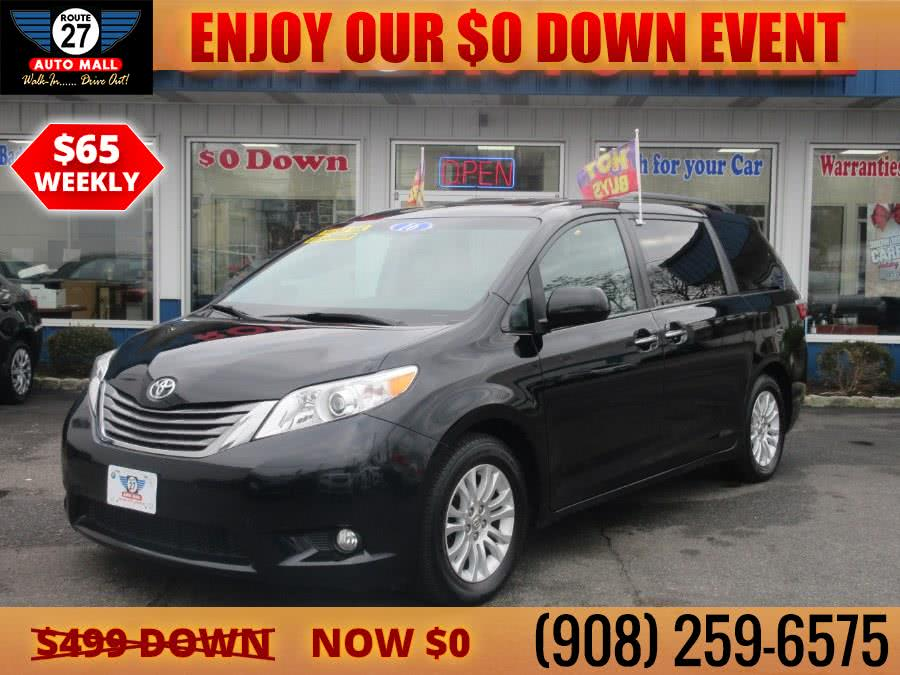 Used 2016 Toyota Sienna in Linden, New Jersey | Route 27 Auto Mall. Linden, New Jersey