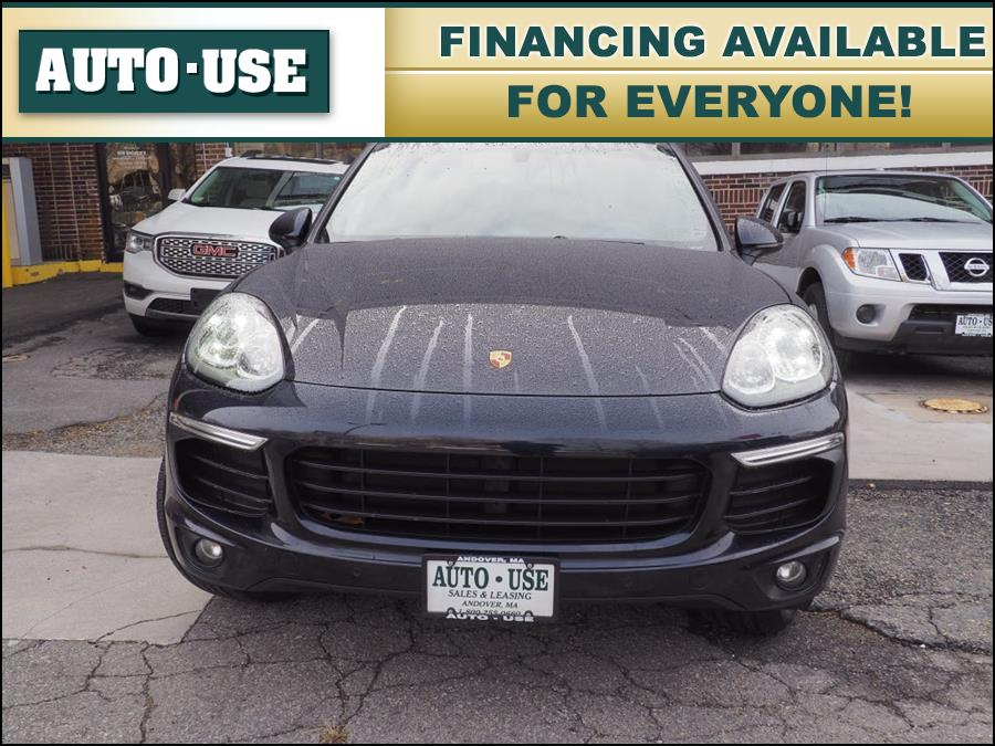 Used Porsche Cayenne Base 2016 | Autouse. Andover, Massachusetts