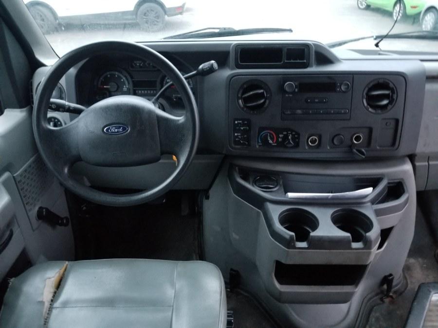 """Used Ford Econoline Commercial Cutaway E-350 Super Duty 176"""" DRW 2010   ODA Auto Precision LLC. Auburn, New Hampshire"""