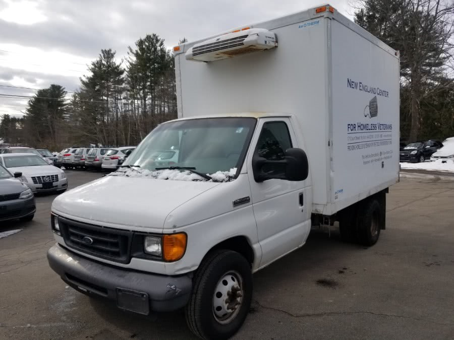 Used 2006 Ford Econoline Commercial Cutaway in Auburn, New Hampshire | ODA Auto Precision LLC. Auburn, New Hampshire
