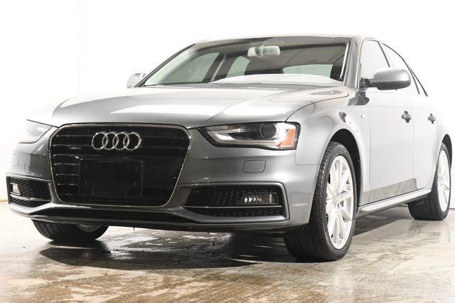 The 2015 Audi A4 Premium Plus photos