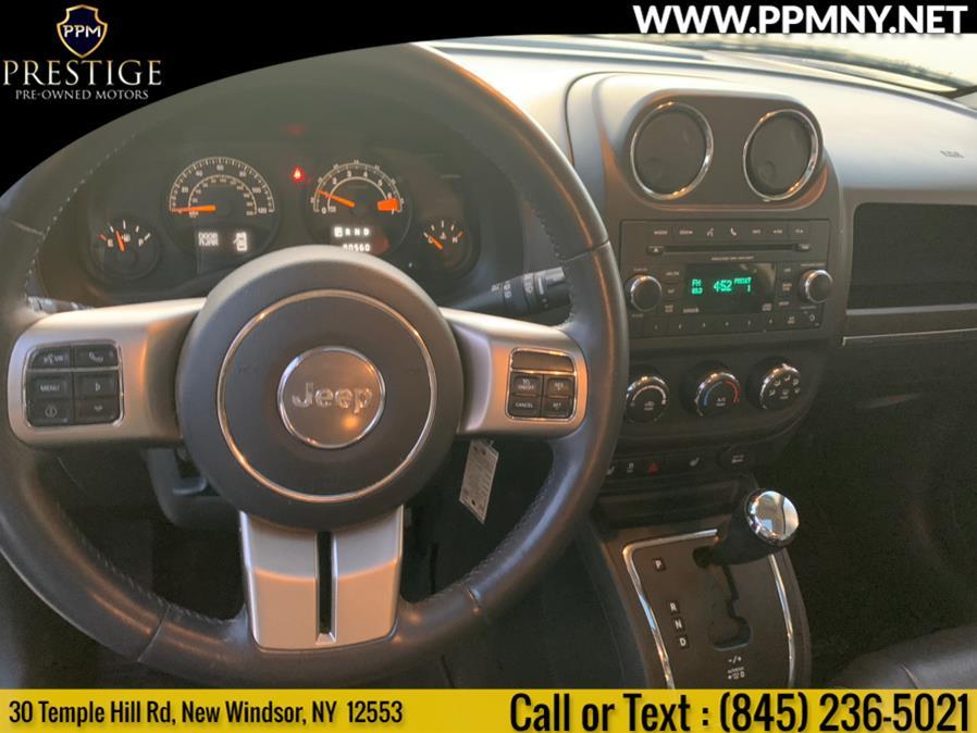 Used Jeep Patriot 4WD 4dr Latitude 2015   Prestige Pre-Owned Motors Inc. New Windsor, New York