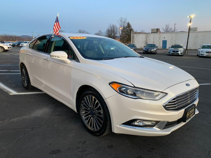Used Ford Fusion Titanium AWD 2017 | Prestige Pre-Owned Motors Inc. New Windsor, New York