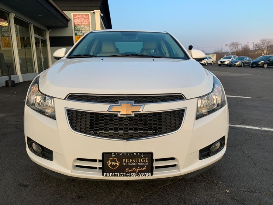 Used Chevrolet Cruze 4dr Sdn LTZ 2012 | Prestige Pre-Owned Motors Inc. New Windsor, New York