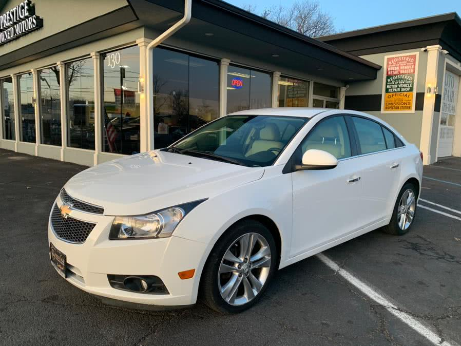 Used 2012 Chevrolet Cruze in New Windsor, New York | Prestige Pre-Owned Motors Inc. New Windsor, New York