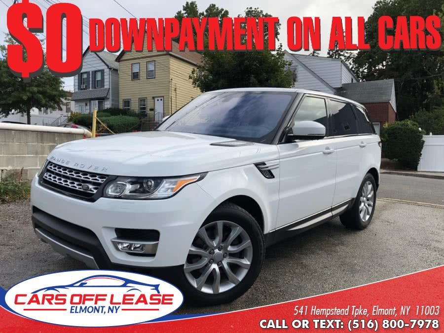 Used 2016 Land Rover Range Rover Sport in Elmont, New York | Cars Off Lease . Elmont, New York