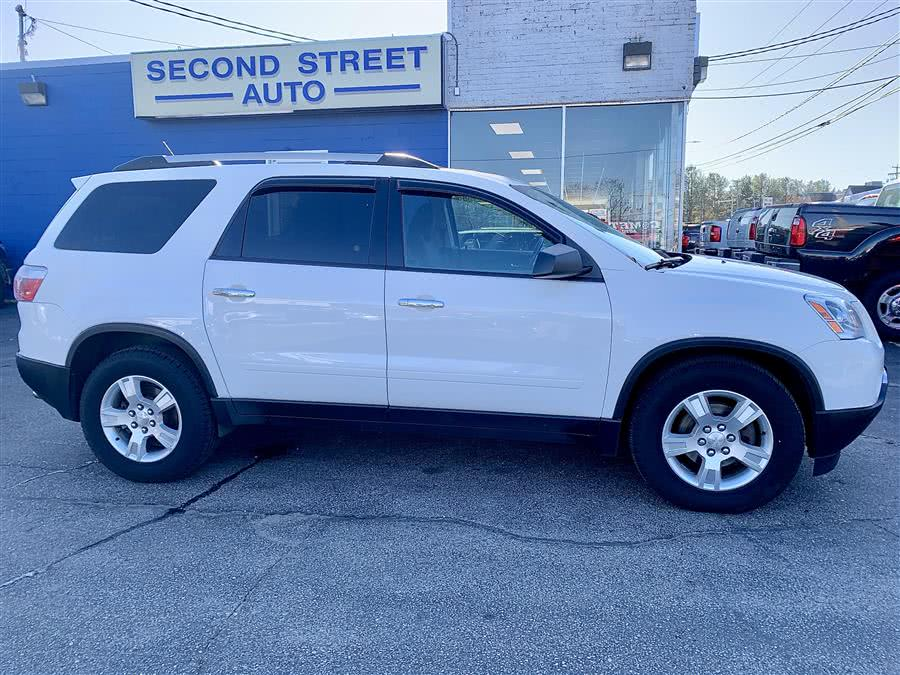 Used 2012 GMC Acadia in Manchester, New Hampshire | Second Street Auto Sales Inc. Manchester, New Hampshire