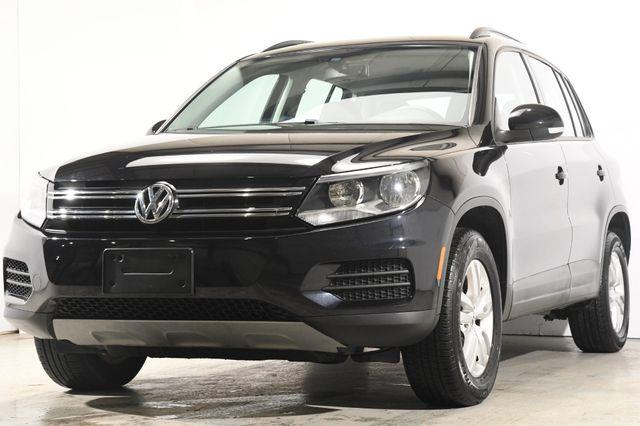 The 2017 Volkswagen Tiguan Limited w/ Heated Leather Seats photos