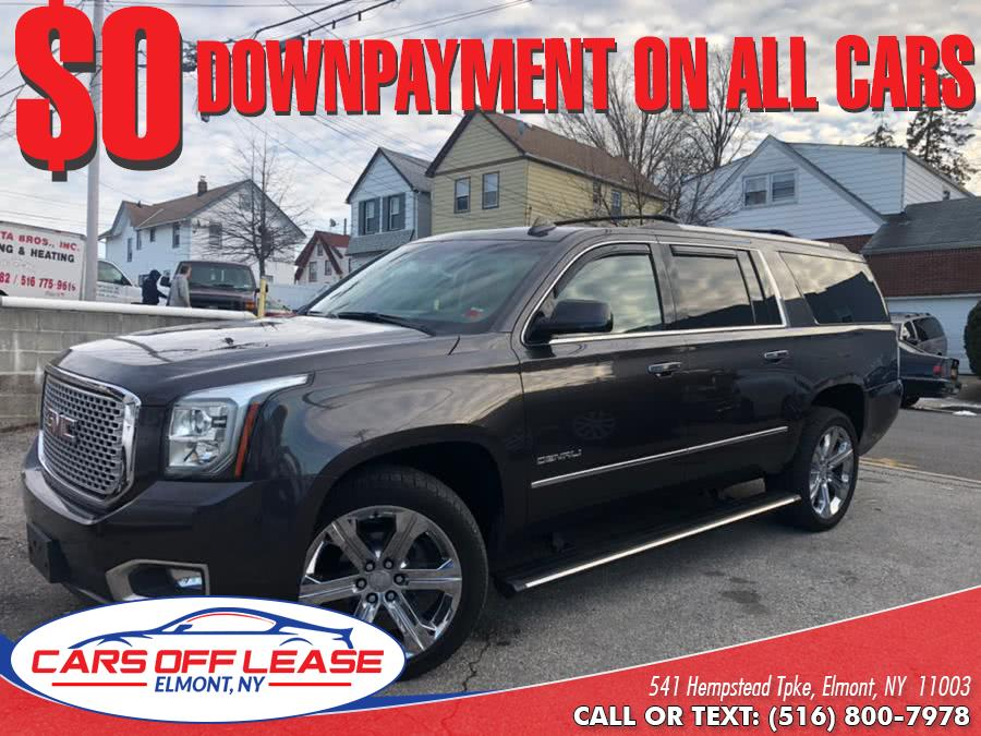 Used 2015 GMC Yukon XL in Elmont, New York | Cars Off Lease . Elmont, New York