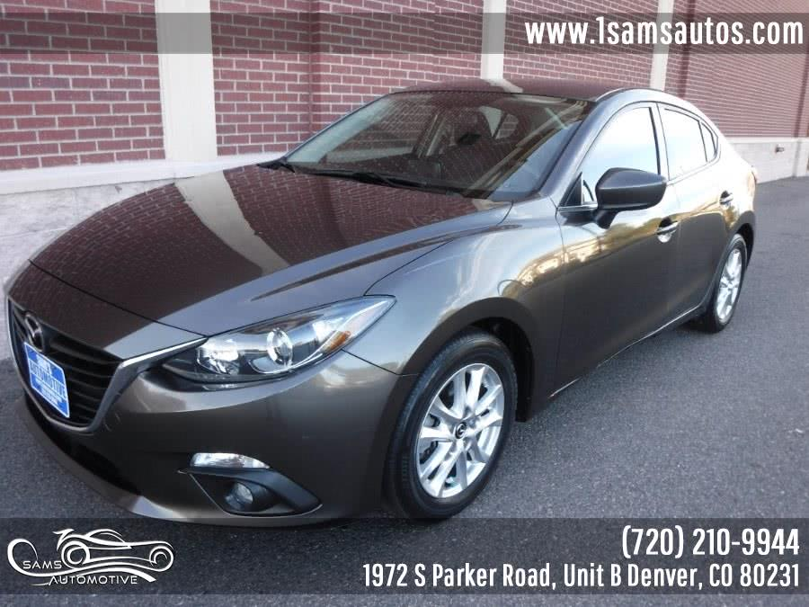 Used 2015 Mazda Mazda3 in Denver, Colorado | Sam's Automotive. Denver, Colorado