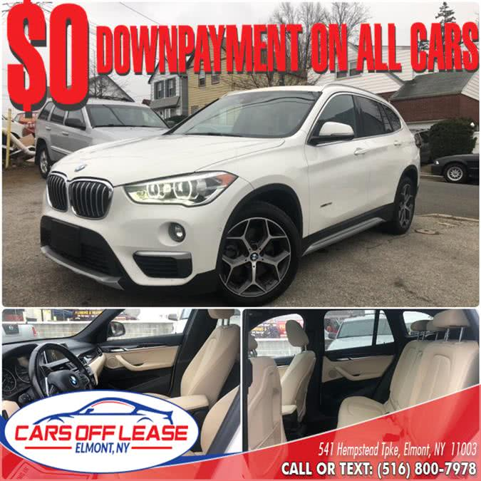 Used BMW X1 xDrive28i Sports Activity Vehicle 2017 | Cars Off Lease . Elmont, New York