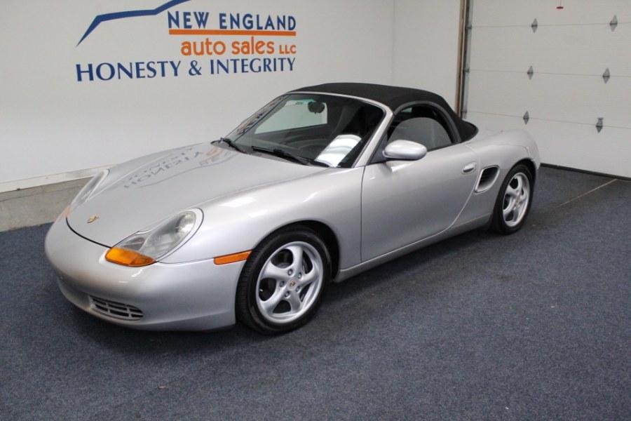 Used Porsche Boxster 2dr Roadster w/Tiptronic 2000 | New England Auto Sales LLC. Plainville, Connecticut
