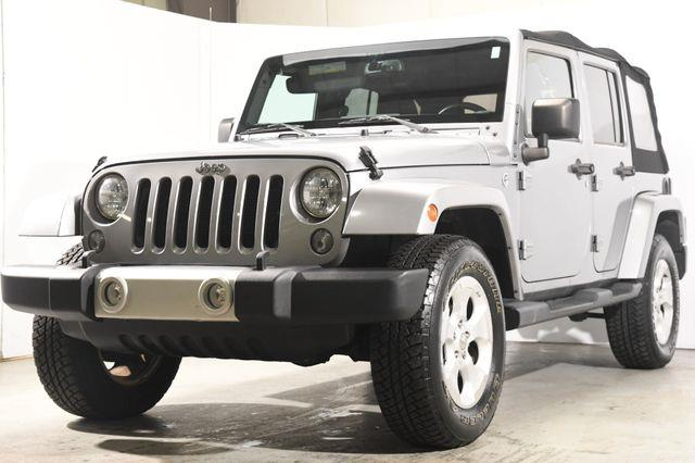 The 2015 Jeep Wrangler Unlimited 4WD 4dr Wrangler X *Ltd Avail* photos