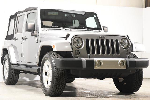 2015 Jeep Wrangler Unlimited 4WD 4dr Wrangler X *Ltd Avail* photo