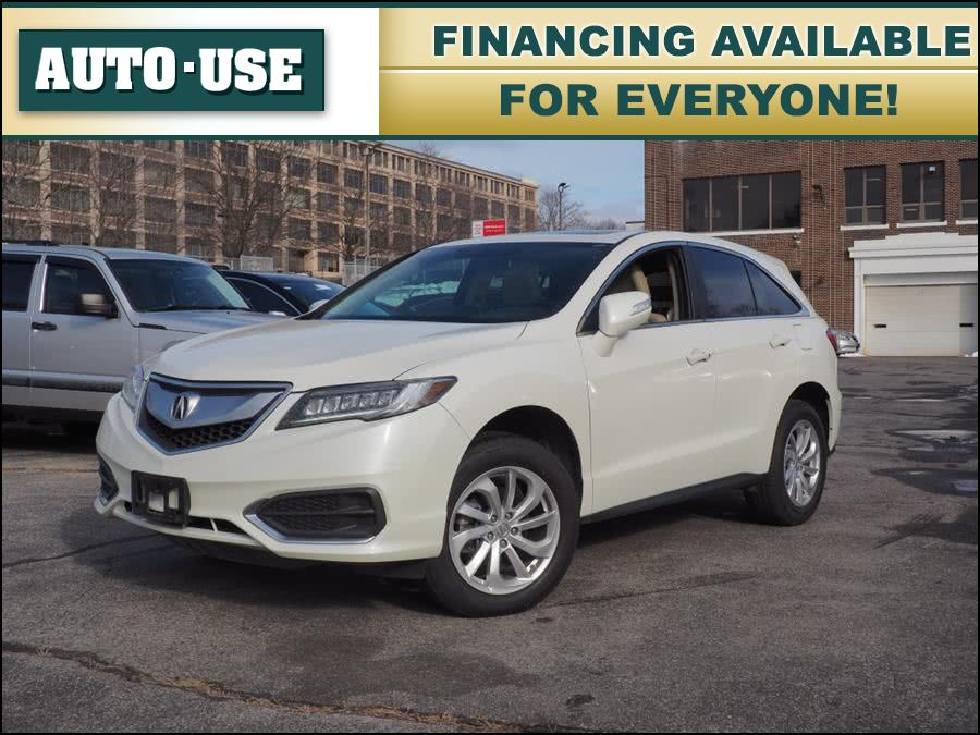 Used 2017 Acura Rdx in Andover, Massachusetts | Autouse. Andover, Massachusetts