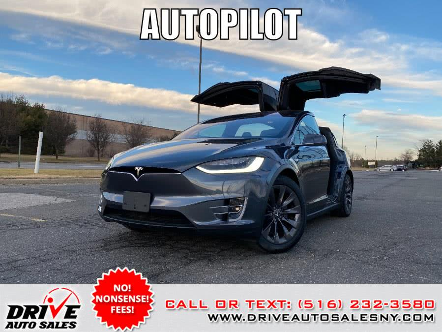 Used 2018 Tesla Model X in Bayshore, New York | Drive Auto Sales. Bayshore, New York