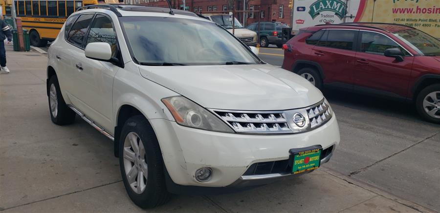 Used Nissan Murano AWD 4dr SL 2007 | Sylhet Motors Inc.. Jamaica, New York