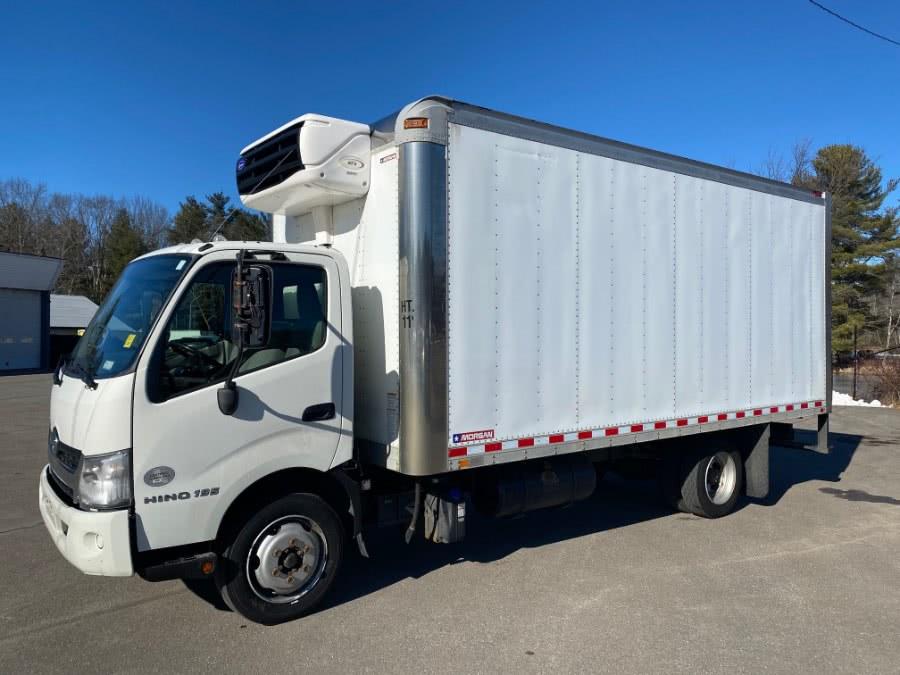 Used 2015 Hino 195 in Lunenburg, Massachusetts   Chapdelaine Truck Center Inc.. Lunenburg, Massachusetts