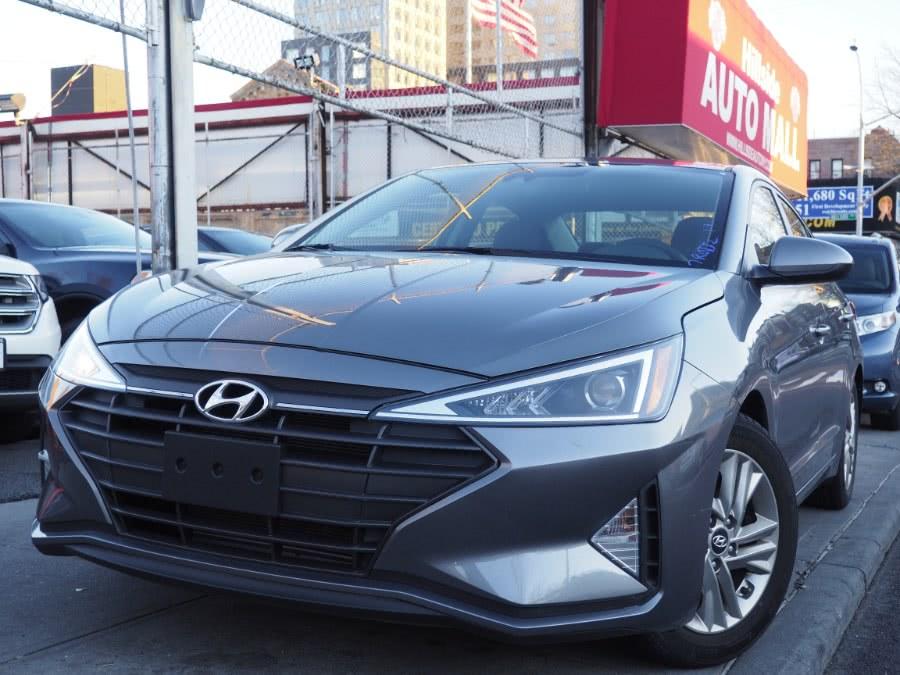 Used Hyundai Elantra SEL 2.0L Auto 2019 | Hillside Auto Mall Inc.. Jamaica, New York