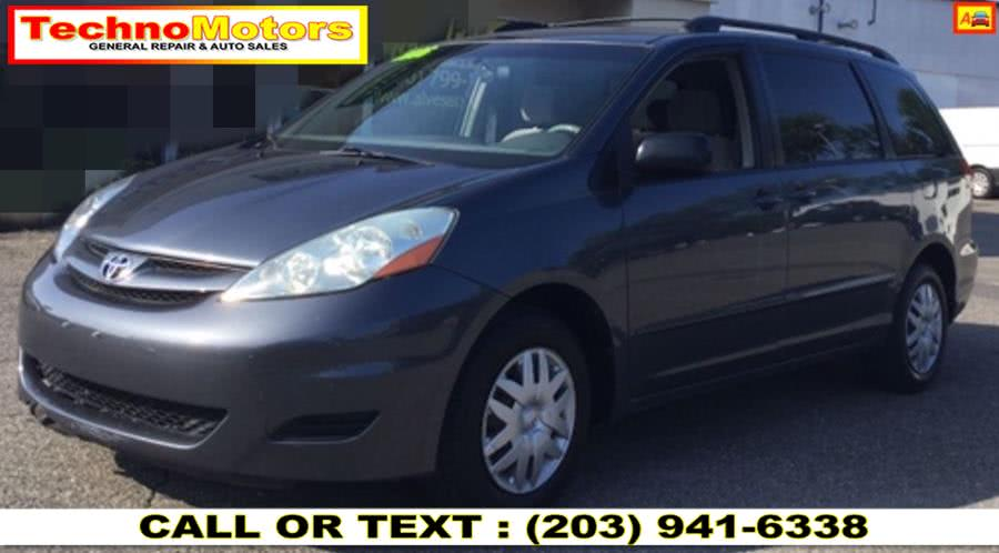 Used 2006 Toyota Sienna in Danbury , Connecticut | Techno Motors . Danbury , Connecticut
