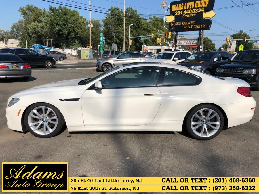 Used BMW 6 Series 2dr Cpe 640i 2012 | Adams Auto Group. Paterson, New Jersey
