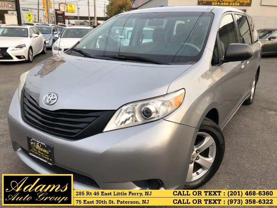 Used Toyota Sienna 5dr 7-Pass Van V6 FWD 2011 | Adams Auto Group . Little Ferry , New Jersey