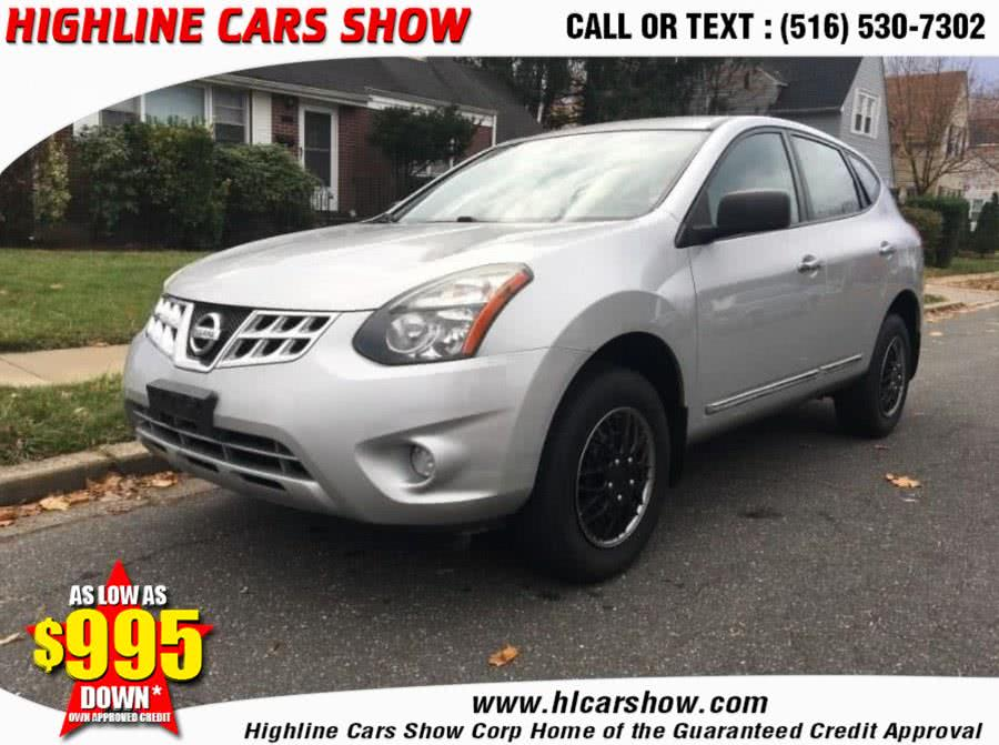 Used 2014 Nissan Rogue Select in West Hempstead, New York | Highline Cars Show Corp. West Hempstead, New York