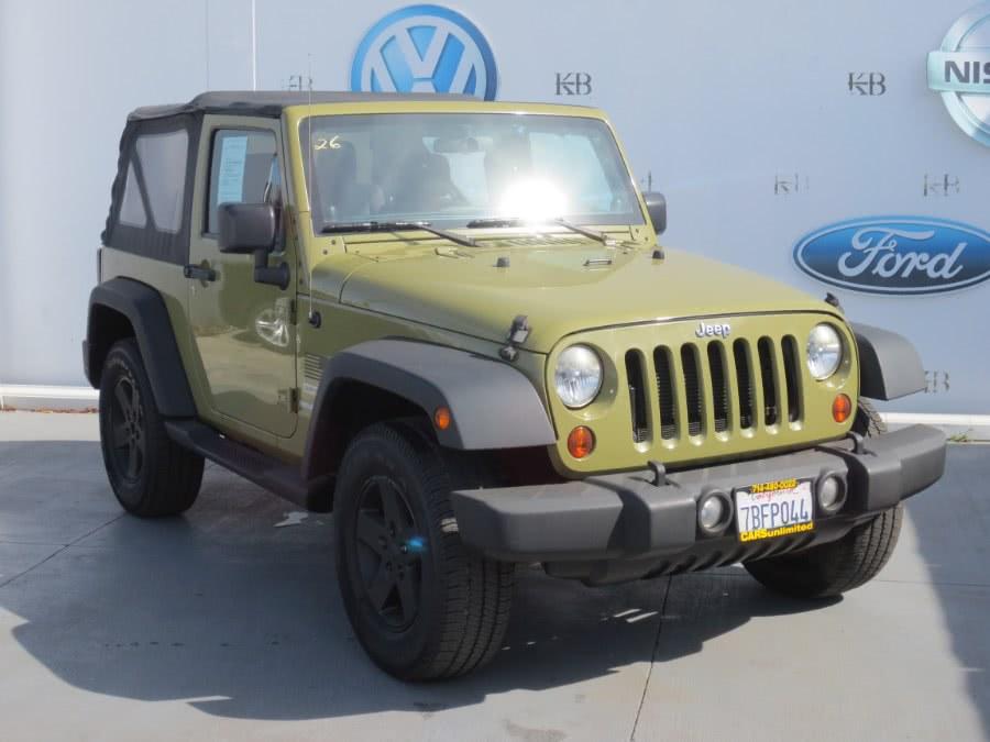 Used 2013 Jeep Wrangler in Santa Ana, California | Auto Max Of Santa Ana. Santa Ana, California