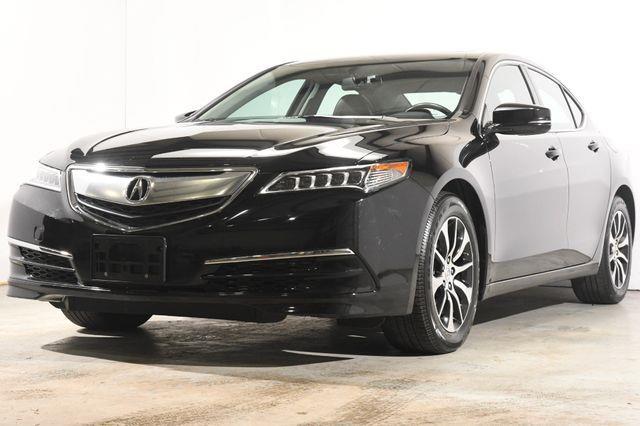 The 2017 Acura TLX V6 photos