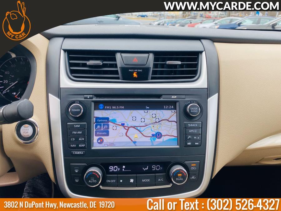 Used Nissan Altima 4dr Sdn I4 2.5 SL 2016   My Car. Newcastle, Delaware