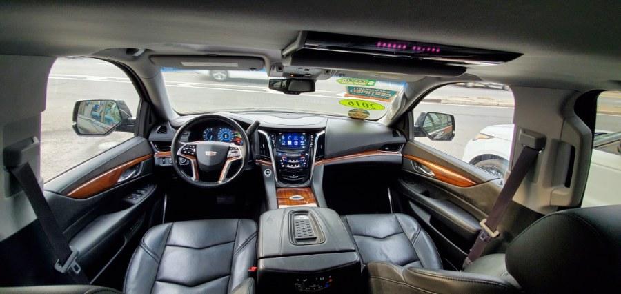 Used Cadillac Escalade ESV 4WD 4dr Premium Collection 2016 | Rubber Bros Auto World. Brooklyn, New York