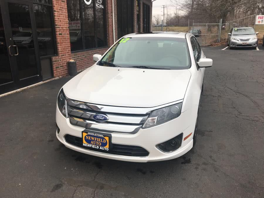 Used 2012 Ford Fusion in Middletown, Connecticut | Newfield Auto Sales. Middletown, Connecticut
