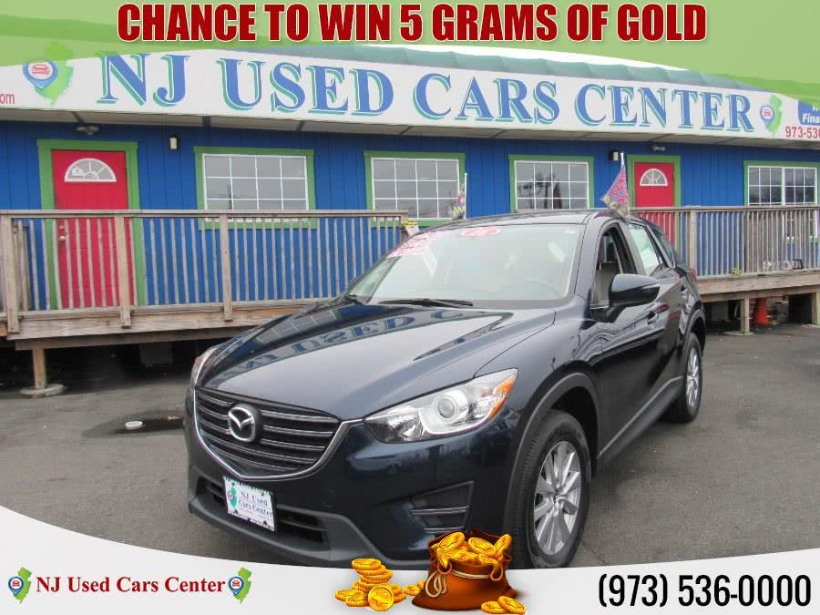 Used 2016 Mazda CX-5 in Irvington, New Jersey | NJ Used Cars Center. Irvington, New Jersey