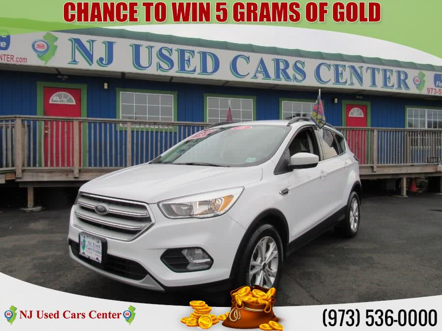 Used 2018 Ford Escape in Irvington, New Jersey | NJ Used Cars Center. Irvington, New Jersey