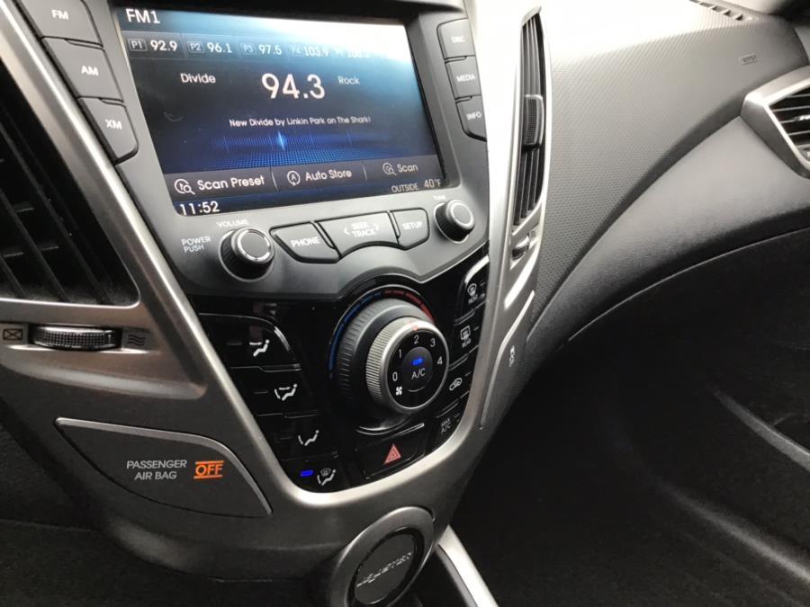 Used Hyundai Veloster 3dr Cpe Man w/Black Int 2012   Capital Motor Group Inc. Medford, New York