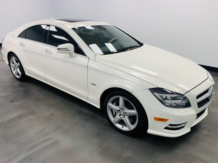 Used Mercedes-Benz CLS-Class 4dr Sdn CLS550 4MATIC 2012 | East Coast Auto Group. Linden, New Jersey