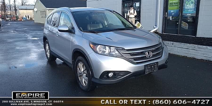 Used 2012 Honda CR-V in S.Windsor, Connecticut | Empire Auto Wholesalers. S.Windsor, Connecticut